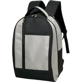 Branded Deluxe BBQ Backpack Set