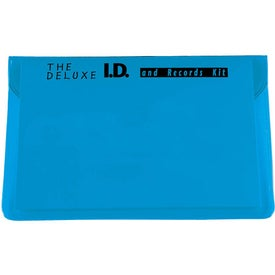 Imprinted Deluxe Child ID Kit