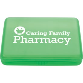 Personalized Twelve Component Deluxe First Aid Kit