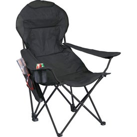 Personalized Deluxe Folding Lounge Chair