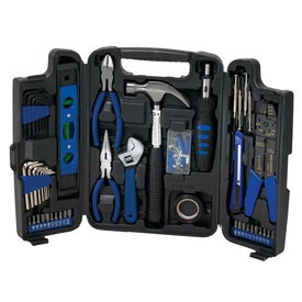 Deluxe Household Tool Set (129 Piece, Full Color)