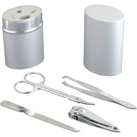 Deluxe Manicure Set with Your Logo
