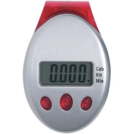 Branded Deluxe Multi-function Pedometer