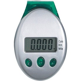 Monogrammed Deluxe Multi-function Pedometer