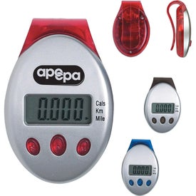 Deluxe Multi-function Pedometers