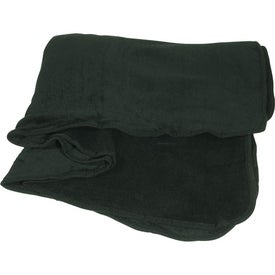 Printed Deluxe Plush Blanket