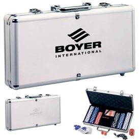 Company Deluxe Poker Set