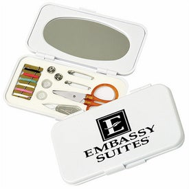 Deluxe Sewing Kit in a Case