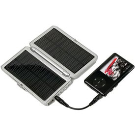 Customized Deluxe Solar Charger