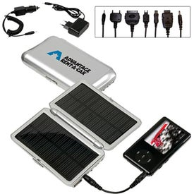 Deluxe Solar Charger