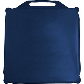 Deluxe Stadium Cushion for Advertising