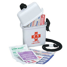 Deluxe Survivor First Aid Survival Kit