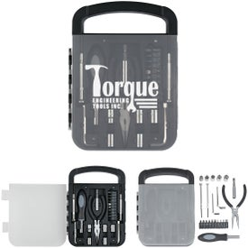 Deluxe Tool Set With Pliers