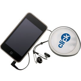 Customized Deluxe Travel Earbud