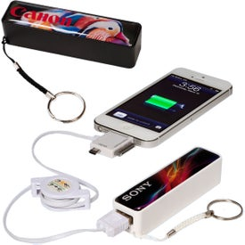 Deluxe Traveler's Mobile Charger