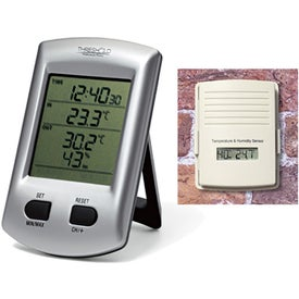 Personalized Deluxe Wireless Weather Station
