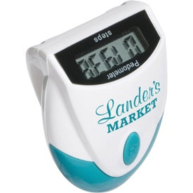 Designer Top-View Pedometer for Promotion