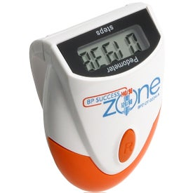 Promotional Designer Top-View Pedometer