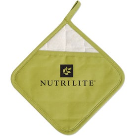 Diamond Ad-Holder Pot Holder Branded with Your Logo