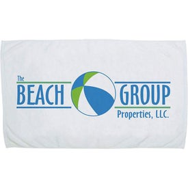 Customized Diamond Collection Beach Towel