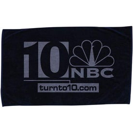 Diamond Collection Beach Towel Branded with Your Logo