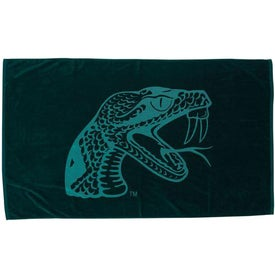 Diamond Collection Beach Towel for Promotion