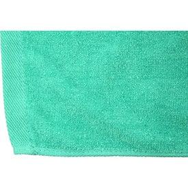 Printed Diamond Collection Beach Towel