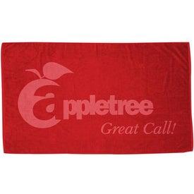 Diamond Collection Beach Towel for Customization