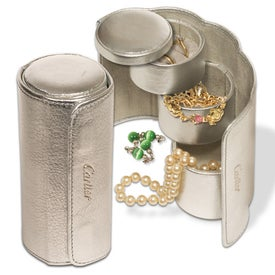 Diamond District Jewelry Tower - Metallic for Customization