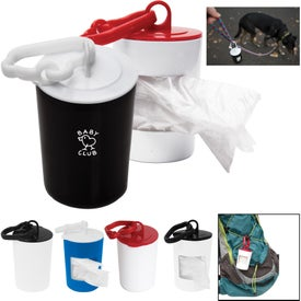 Diaper and Pet Waste Disposal Bag Dispenser