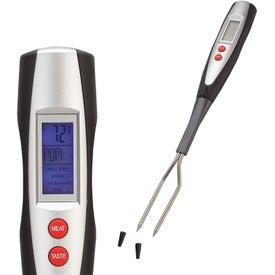 Digital BBQ Thermometer Fork