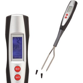 Digital BBQ Thermometer Forks