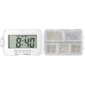 Digital Pill Box With Timer for Your Company