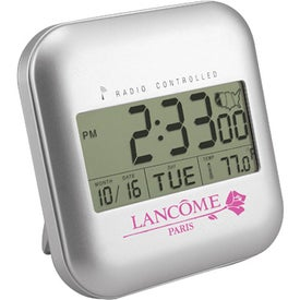 Digital Alarm Clock (Radio Controlled)