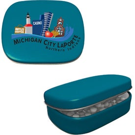 Hinged Mint Tin for Your Company