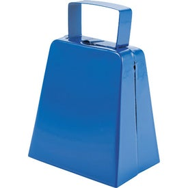 Dinner's Ready Cowbell Branded with Your Logo