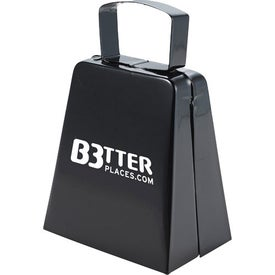 Personalized Dinner's Ready Cowbell