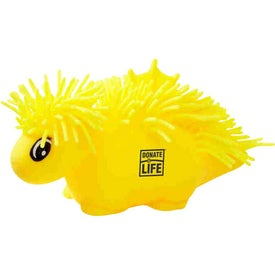 Personalized Dino Dude Puffer Pet