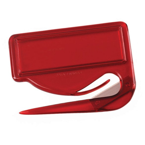 Translucent Red Zippy 102 Letter Opener