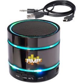 Disco Lights Bluetooth Speaker