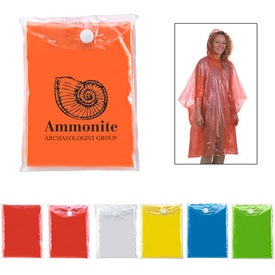 Disposable Poncho Giveaways