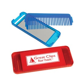 Diva Comb and Mirror