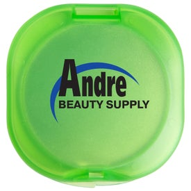 Diva Compact Mirror Imprinted with Your Logo