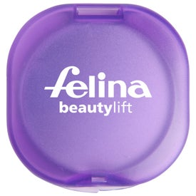 Diva Compact Mirror for Your Company