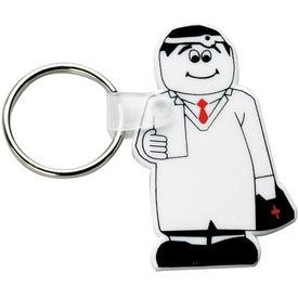 Custom Doctor Key Fob