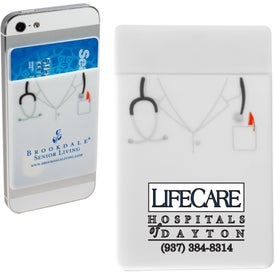 Doctor Silicone Mobile Device Pockets
