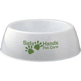 Personalized Dog Food Bowl