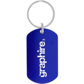 Dog Tags Key Chain for Advertising