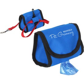 Dog Waste Pouch with Your Logo