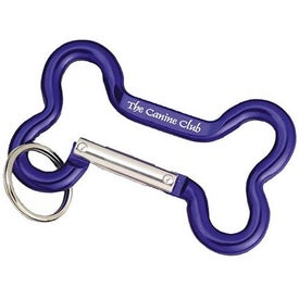Personalized Dogbone Carabiner